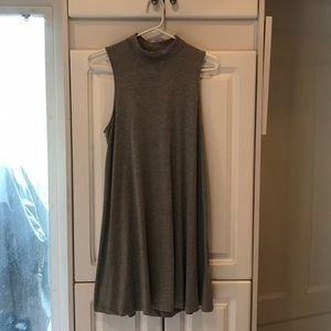 Grey Silenece & Noise babydoll dress